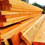 Обработка древесины лиственницы
